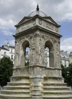 Fountain of the Innocents, Paris