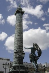 Vendome Column, Paris