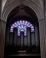 Notre Dame de Paris, West Rose Window