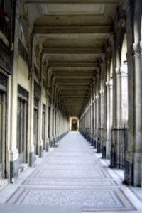 Jardin du Palais Royal, Paris