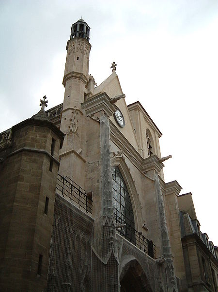 Church of Saint Merri, Paris