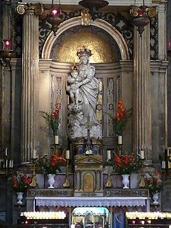 Notre Dame Des Victoire High altar