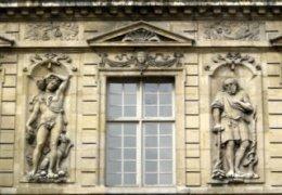 Hotel de Sully Sculpture, Paris
