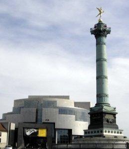 Opera Bastille, Paris