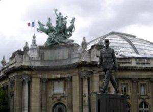Charles de Gaulle, Paris