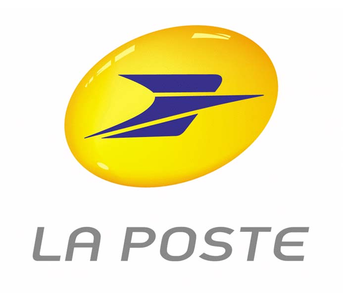 Poste Office Logo, Paris