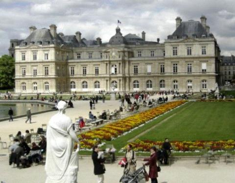 Luxembourg Palace, Paris