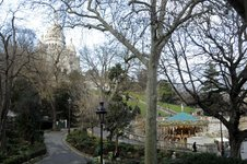 Montmartre Apartment View Paris