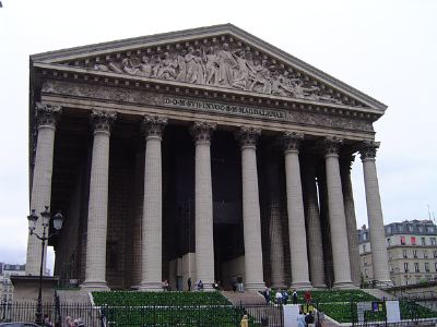Church of Ste. Madeleine, Paris