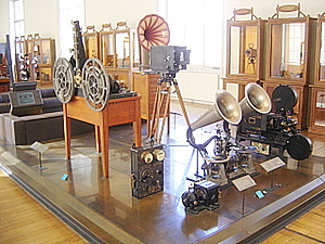 Cinema Sound, Musee des Arts et Metiers, Paris
