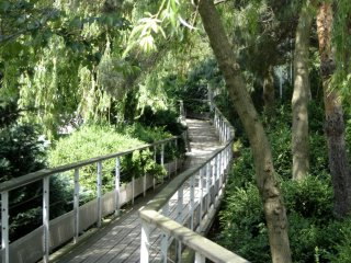 Jardin Atlantique Boardwalk, Paris