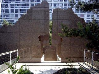 pavillion des roches jardin atlantique paris - Jardin Atlantique