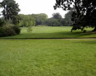 Bois de Boulogne greenspace, Paris