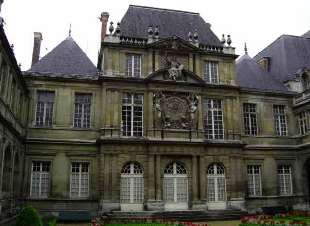 Carnavalet Museum, Paris