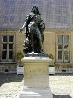 Carnavalet Museum, Louis XIV, Paris
