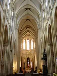 Church of Saint Clotilde,Paris  title=