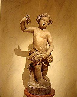 Cognacq-Jay Museum Cherub, Paris