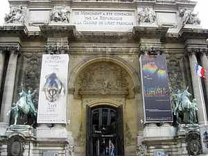 Palais de la Decouverte,Paris
