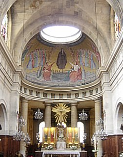 St. Elisabeth of Hungary Church, Paris