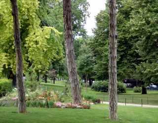 Jardins de l'Avenue Foch, Paris
