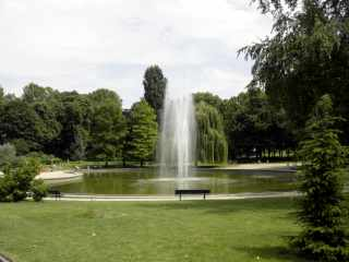 Parc Kellerman, Paris