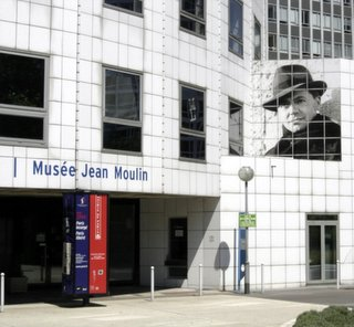Jean Moulin Museum, Paris