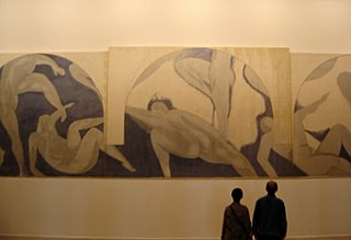 Museum of Modern Art, Henri Matissse, Paris