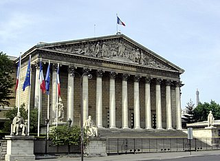 National Assembly, Paris