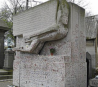 There are more than 100 notables buried here such as Felix Faure President of France from 1895-1899 international statesmen authors including Marcel ... : pere chaise - Sectionals, Sofas & Couches