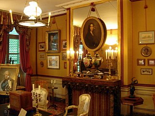 Museum of Romantic Life, Paris, George Sand Room