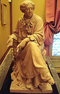 Museum of Romantic Life, Paris, Sculpture of George Sand