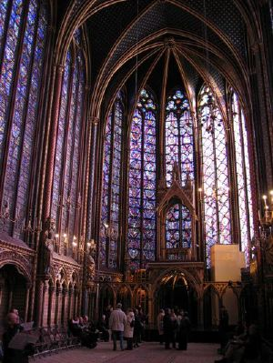 Saint Chapelle,Paris