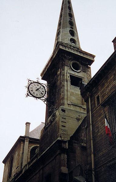 Church of Saint Louis en l'ile, Paris
