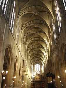 St. Nicolas de Champs, Paris