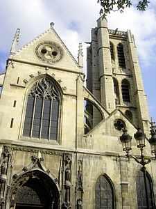 St. Nicolas des Champs, Paris