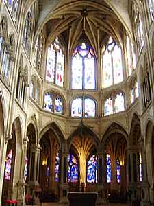 Church of St. Severin, Paris