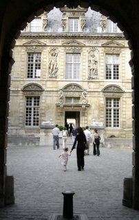 Hotel de Sully, Paris