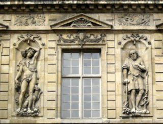 Hotel de Sully Sculpture, Paris