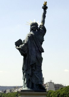 Statue of Liberty, Paris