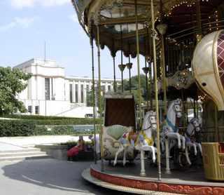 Jardin du Trocadero, Paris