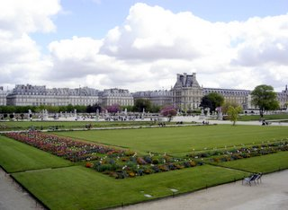 Tuileries Garden, Paris