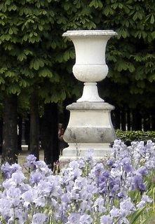 VVase, Tuileries Garden Paris