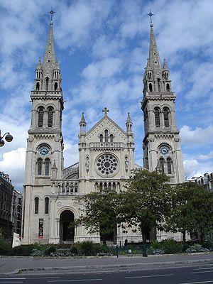 Eglise St Ambroise, Paris