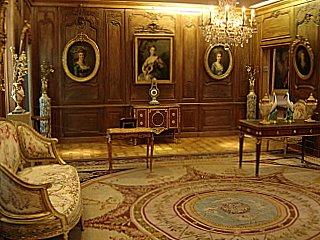 Cognacq-Jay Museum Salon, Paris