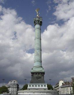 Colonne de Juillet, Paris
