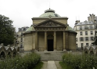 Chapelle Expiatoire, Paris
