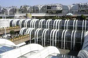 Forum Les Halles, Paris