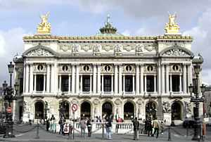 Opera National de Paris-Garnier