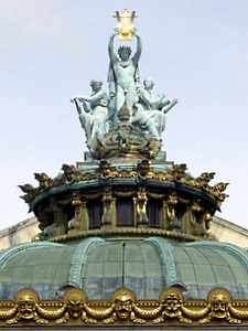 Opera National de Paris- Garnier