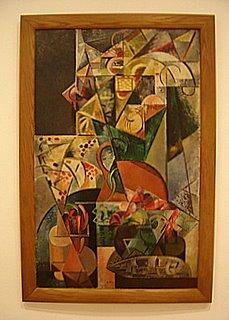Museum of Modern Art, Georges Braque, Paris